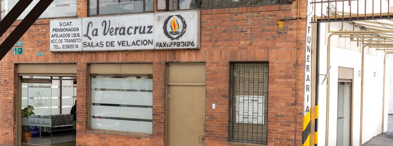 Fachada - Funeraria La Veracruz