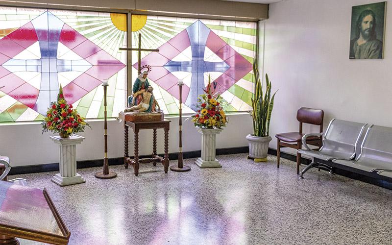 Salas de velación - Funeraria La Veracruz